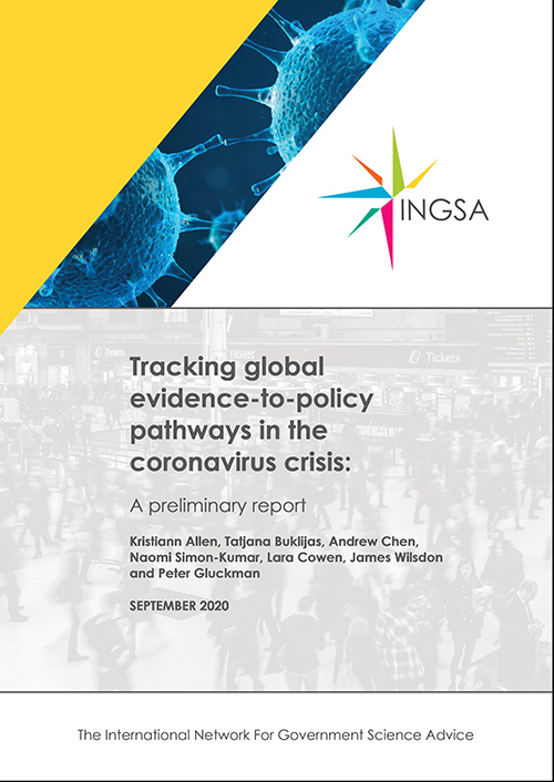New Report First Report From Ingsa Covid 19 Tracker Project Ingsa